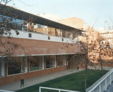 Biblioteca Central de Terrassa